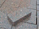 Тротуарная плитка из гранита, Украина - фото 8