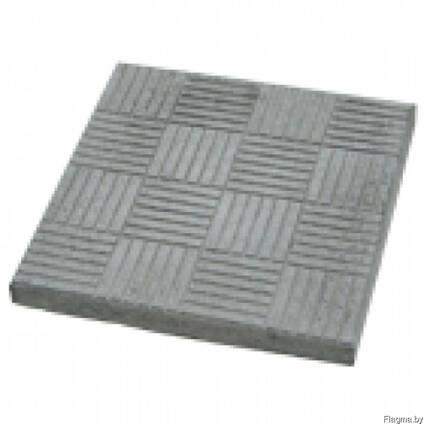Тротуарная плитка «Шашечки»
