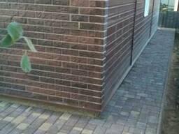 Тротуарная плитка вибропрессованная - фото 4