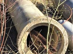 Труба железобетонная безнапорная 3000 x 400 мм