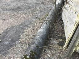 Труба железобетонная безнапорная 4970 x 185 мм, 1 шт.