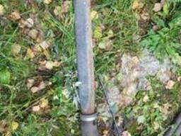 Трубка охлаждающей жидкости металлическая MAN TGA