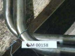 Трубка охлаждающей жидкости металлическая на MAN TGA