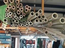 Трубы канализационные, трубы ПП, трубы полиэтиленовые PND,