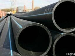Трубы полиэтиленовые для водоснабжения (ПЭ) и фитинги