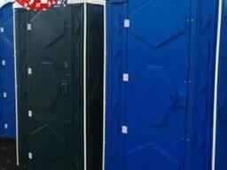 Туалет для дачи. Биотуалет. Уличная туалетная кабина