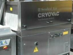 «Туннельная термоусадочная камера «Cryovac», б/у.