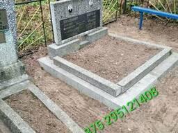 Уборка могилок
