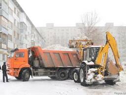 Уборка снега в Витебске. Вывоз снега и льда -Доступные цены!