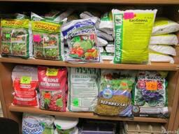 Удобрения для овощей и цветов
