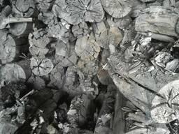 Уголь древесный. Береза. Полипропиленовые мешки