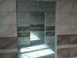 Укладка плитки на пол и стены (декоративный камень, штукату