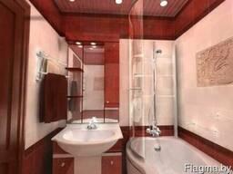 Укладка плитки в ванной комнате, укладка плитки