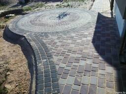 Укладка тротуарной плитки - фото 3