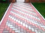 Укладка тротуарной плитки: низкие цены - фото 8