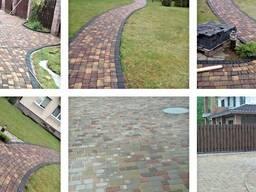 Укладка тротуарной плитки от 50м2 Боровляны и Минск - фото 3
