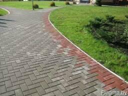 Укладка тротуарной плитки в Гомеле