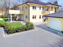 Укладка тротуарной плитки в Минске и Минском районе от 50м2