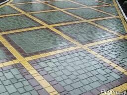 Укладка тротуарных стоянок