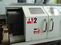 Универсальный токарный станок по металлу HAAS TL-2