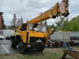 Услуги автокрана Мозырь, Калинковичи, область-районы - фото 2