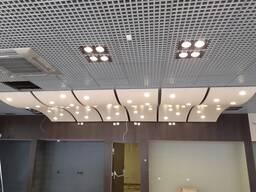 Установка светильников, люстр, систем освещения