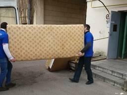 Услуги грузчиков, грузоперевозки, переезды, доставка мебели