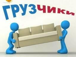 Услуги грузчиков в Минске