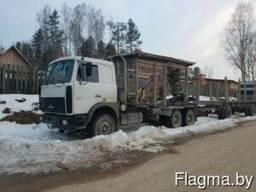 Услуги по перевозке леса лесовозом (сортиментовозом)