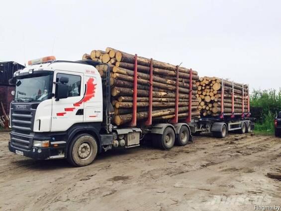 Услуги лесовоза 45м3