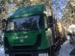 Услуги лесовоза - фото 1