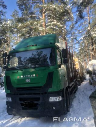 Услуги лесовоза