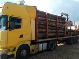 Услуги лесовоза и спецтехники