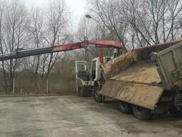 Песок, гравий, чернозем, щебень с доставкой 10-20 тонн