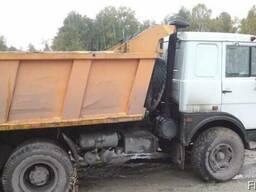 Доставка грузовУслуги Маза 20-тонник