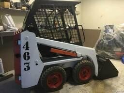 Услуги мини погрузчика Bobcat 463