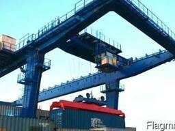 Услуги по доставке контейнеров