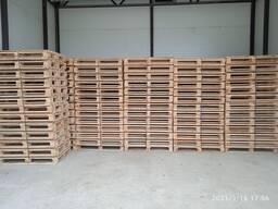 Фитосанитарная обработка деревянной тары
