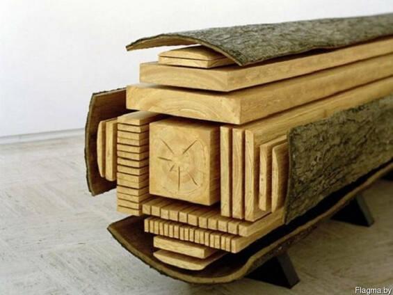 Услуги по распиловке древесины