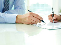 Услуги в области аттестации и сертификации