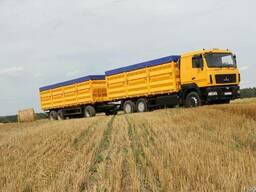 Услуги зерновоза