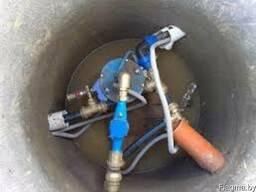 Устанавливаем насосы, систему автоматической подачи воды