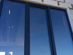 Установка балконных рам , окон ПВХ