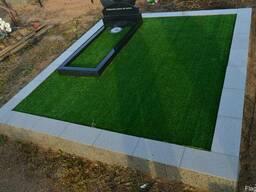 Установка бессера на могилу