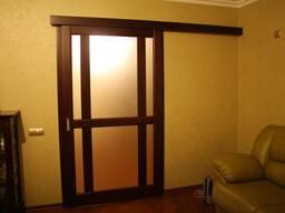 Установка межкомнатных дверей и перегородок