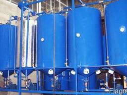 Установка Exon для производства биотоплива
