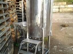 Установка для приготовления рассола из нержавеющей стали