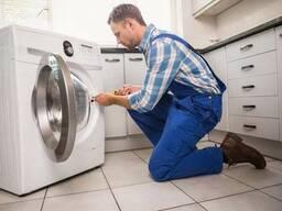 Установка стиральной машины в доме/квартире в Бресте