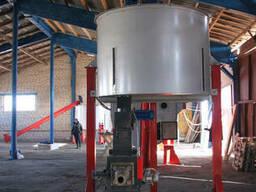 Установки для производства топливных брикетов