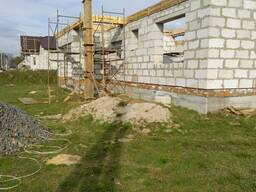 Устройство бетонного армопояса в Гомеле